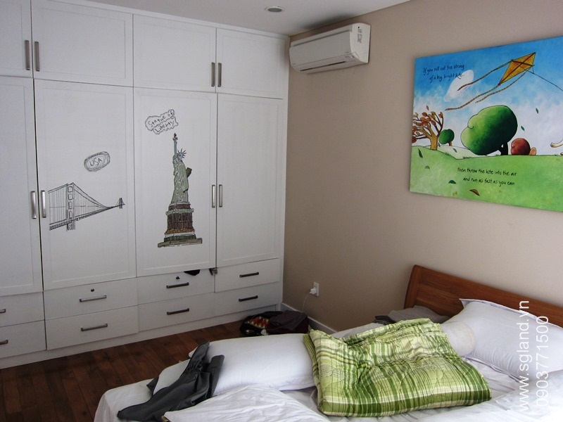 villa-for-rent-in-hcm-Kids room35