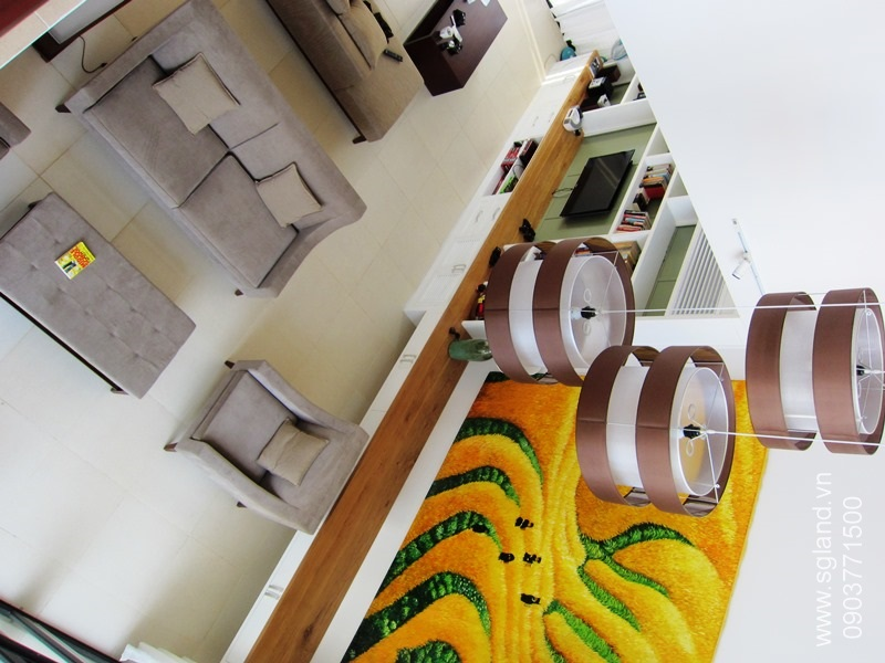 villa-for-rent-in-hcm-Open ceiling45