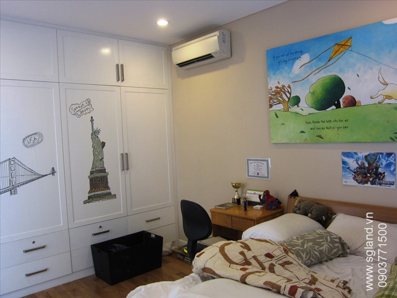 villa-for-rent-in-hcm-Boys' bedroom15